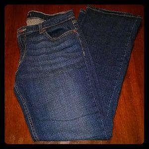13M Too Super Low Levi's Jeans 524